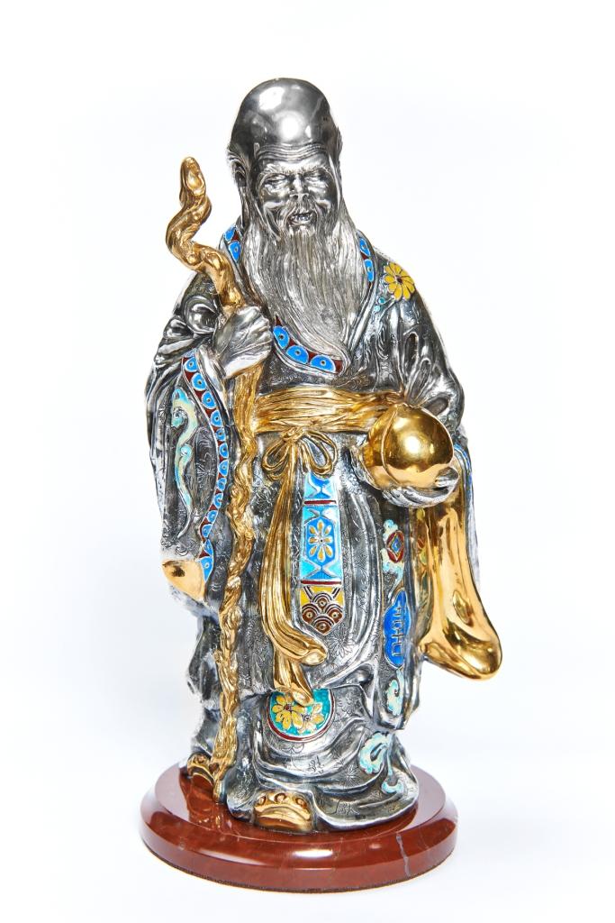 Серебряные статуэтки в Москве